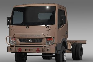 Ashok Leyland Garuda Chassi 2015