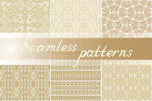 20 seamless lace textures