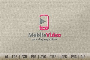 Mobile Video Logo