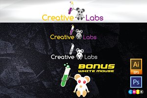 Creative Labs Logo + Bonus