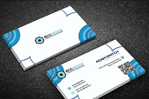 Simple Shape Business card