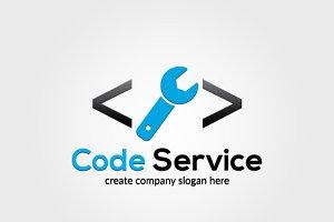 Code Service Logo