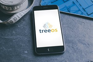 Tree OS | Interner of things Logo
