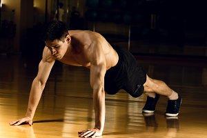 Planking exercises
