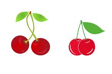cherry, flat and powerful