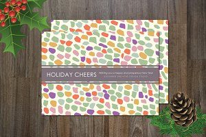 Holiday Non-Photo Card