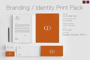 Branding / Identity Print Pack
