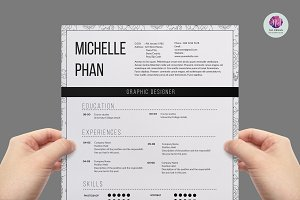 Modern 1 page resume