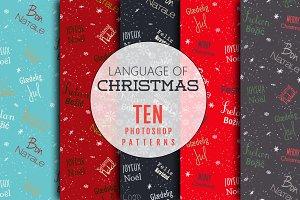 Language of Christmas