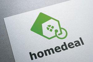 Homedeal Logo