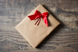 Rustic gift