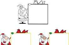 Santa Claus Collection Set