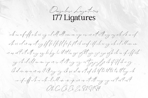 Degalasi | Dramatical Collection in Script Fonts - product preview 13