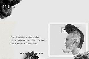Thibault - Creative & Modern HTML