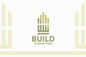 Build Logo Template