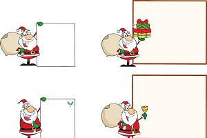 Santa Claus Character Collection - 1