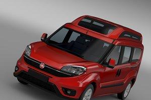 Fiat Doblo HighRoof Maxi (263) 2015
