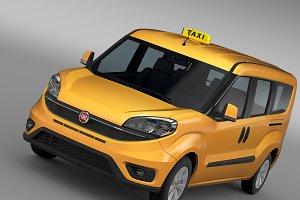 Fiat Doblo Maxi Taxi 152 2015