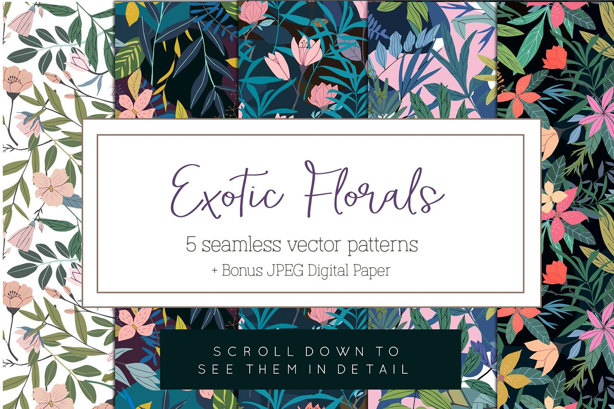 Best-selling patterns bundle in Patterns - product preview 4
