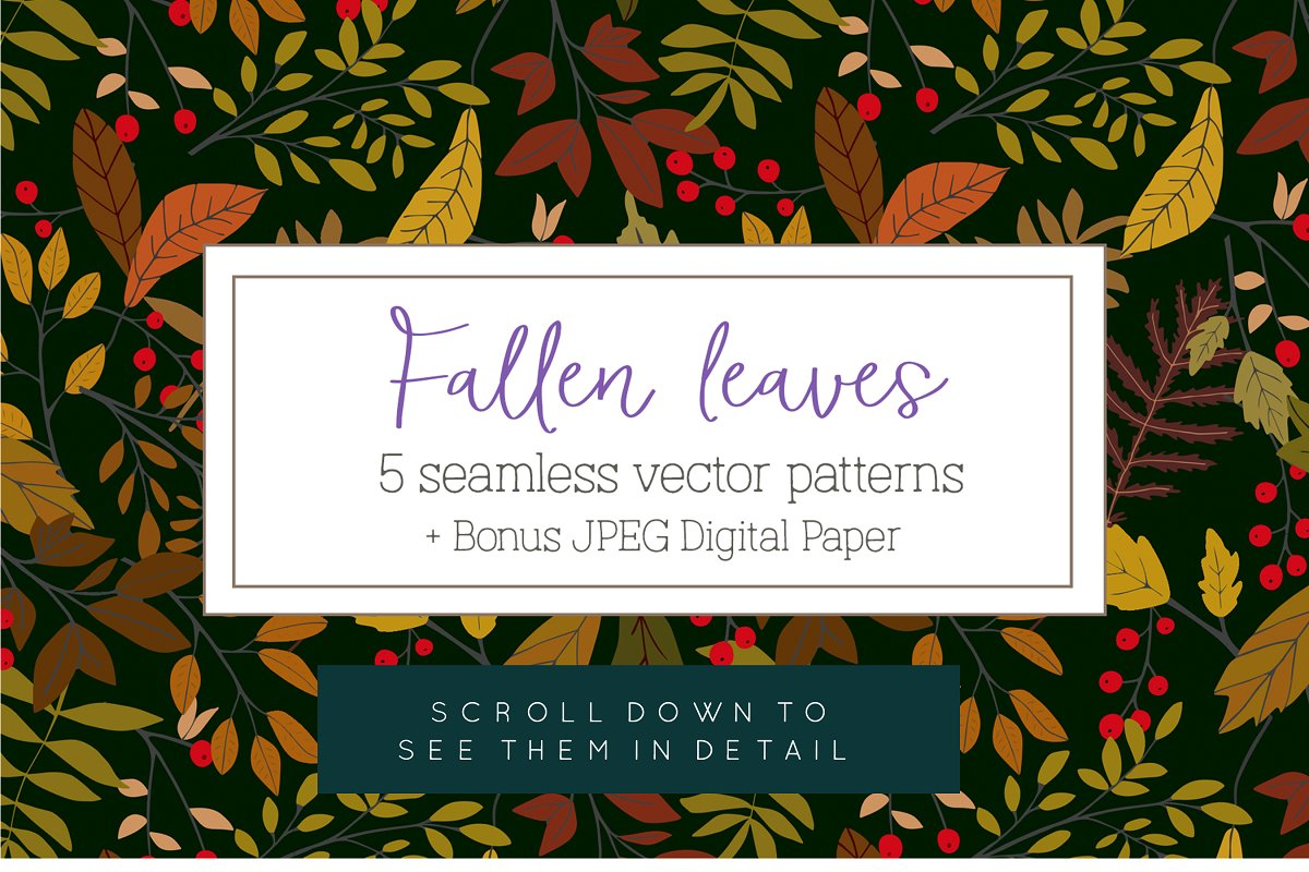 Best-selling patterns bundle in Patterns - product preview 1