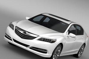 Honda Legend 2015