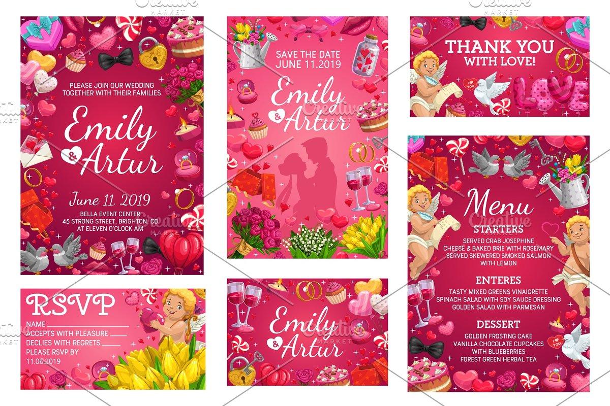 Wedding Invitation Cards Marriage