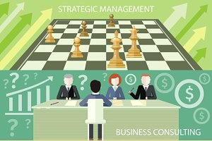 Strategic Management, Consulting