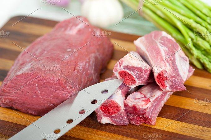 beef and pork ribs 014.jpg - Food & Drink
