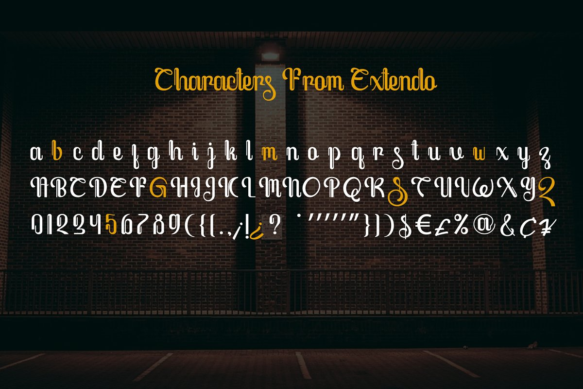 Javassoul Script Font