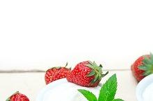 Greek organic yogurt and  strawberries 015.jpg