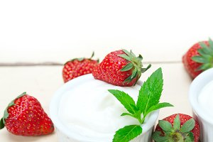 Greek organic yogurt and  strawberries 015.jpg
