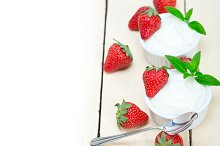 Greek organic yogurt and  strawberries 019.jpg
