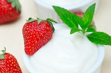 Greek organic yogurt and  strawberries 024.jpg