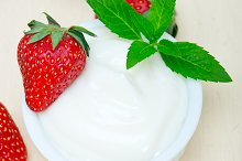 Greek organic yogurt and  strawberries 026.jpg