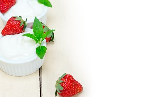 Greek organic yogurt and  strawberries 031.jpg