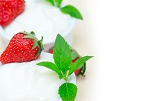 Greek organic yogurt and  strawberries 033.jpg