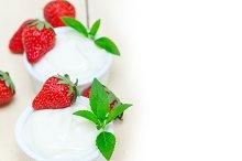 Greek organic yogurt and  strawberries 032.jpg