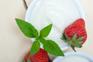 Greek organic yogurt and  strawberries 043.jpg
