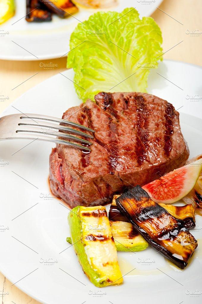 grilled beef filet mignon 016.jpg - Food & Drink
