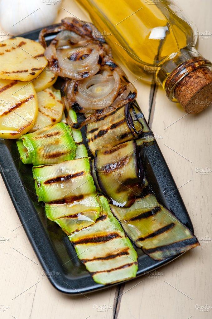 grilled vegetables 002.jpg - Food & Drink