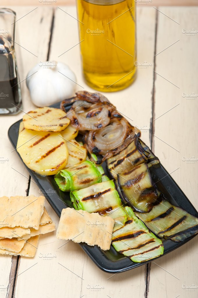 grilled vegetables 023.jpg - Food & Drink