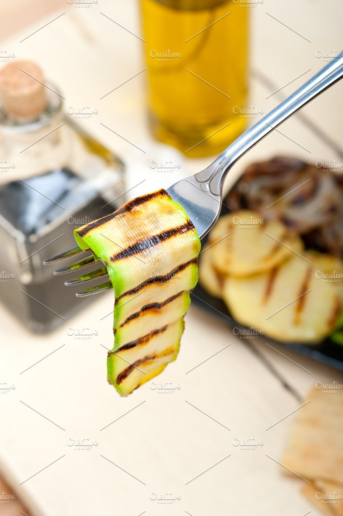 grilled vegetables 029.jpg - Food & Drink