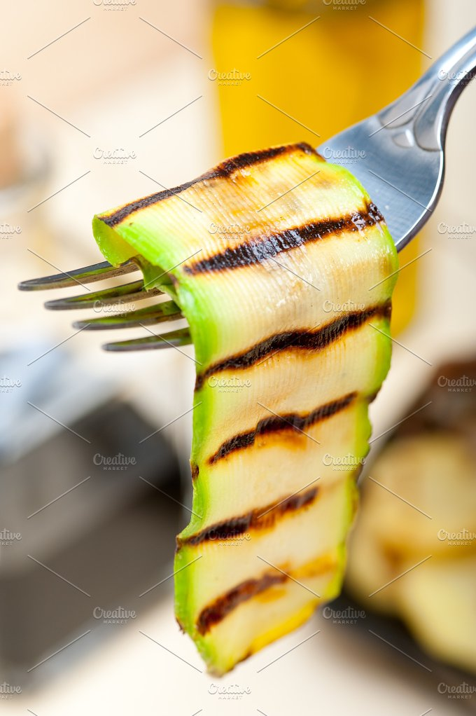 grilled vegetables 028.jpg - Food & Drink