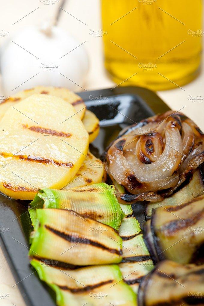 grilled vegetables 049.jpg - Food & Drink