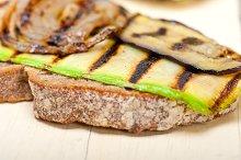 grilled vegetables on rustic bread 004.jpg