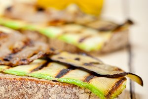 grilled vegetables on rustic bread 006.jpg
