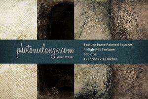 PhotoMelange Texture Paste Squares