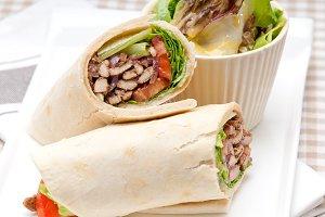 shawarma chichen arab pita wrap sandwich 01.jpg