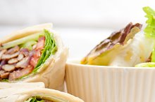 shawarma chichen arab pita wrap sandwich 07.jpg