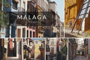 Malaga photo set